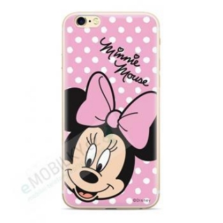 Disney Minnie 008 Back Cover pro Samsung A405 Galaxy A40 Pink