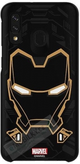 GP-FGA405HIBBW Samsung Iron Man Edition Kryt pro Galaxy A40 Black
