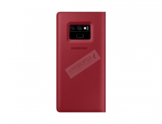 EF-WN960LRE Samsung View Cover Red pro N960 Galaxy Note 9 (EU Blister) 8801643394813