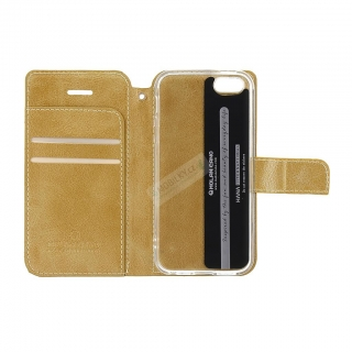 Molan Cano Issue Book Pouzdro pro Huawei Y5 2019 Gold 8596311079290