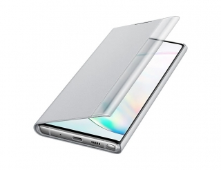 EF-ZN970CSE Samsung Clear View Case pro N970 Galaxy Note 10 Silver (EU Blister) 8806090029455