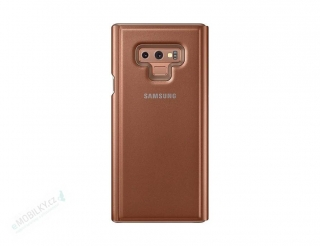 EF-ZN960CAE Samsung Clear View Case Brown pro N960 Galaxy Note 9 (EU Blister) 8801643341305