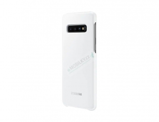 EF-KG973CWE Samsung LED Cover White pro G973 Galaxy S10 (EU Blister) 8801643644697