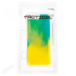 Tactical TPU Neon Glowing Kryt pro iPhone X/Xs Yellow (EU Blister)