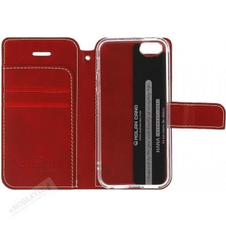 Molan Cano Issue Book Pouzdro pro iPhone 11 Pro Red