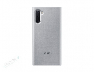 EF-NN970PSE Samsung LED Flipcover pro N970 Galaxy Note 10 Silver 8806090041396