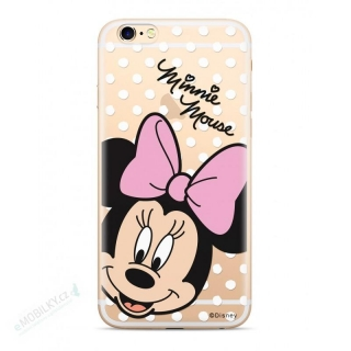 Disney Minnie 008 Back Cover pro Huawei P20 Lite Transparent