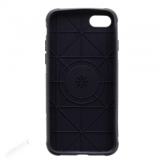 Tactical TPU Magnetic Kryt pro iPhone 5/5S/SE Black (EU Blister)