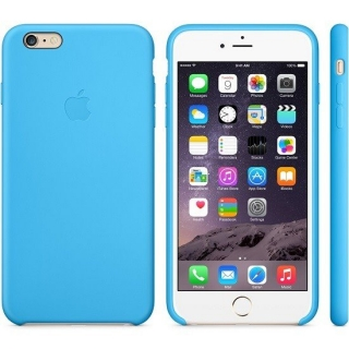 MGRH2ZM/A Apple Silicone Cover Blue pro iPhone 6/6S Plus 888462016520
