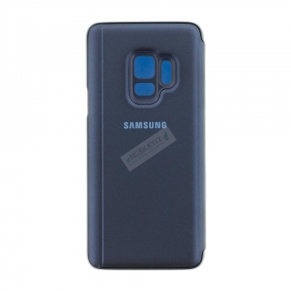 EF-ZG960CLE Samsung Clear View Cover Blue pro G960 Galaxy S9 8801643098452