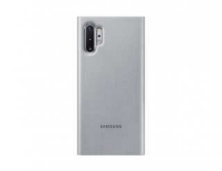EF-NN975PSE Samsung LED Flipcover pro N975 Galaxy Note 10+ Silver 8806090041358