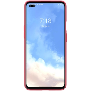 Nillkin Super Frosted Zadní Kryt pro OnePlus Nord Bright Red 6902048202702
