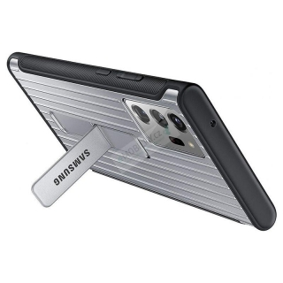 EF-RN985CSE Samsung Protective Standing Kryt pro N985 Galaxy Note 20 Ultra Silver 8806090560231