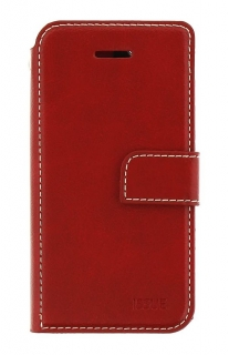 Molan Cano Issue Book Pouzdro pro OnePlus Nord N10 Red 8596311135903