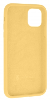 Tactical Velvet Smoothie Kryt pro Apple iPhone 11 Banana 8596311128790