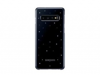 EF-KG973CBE Samsung LED Cover Black pro G973 Galaxy S10 (Pošk.Blister) 8596311127137