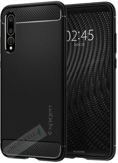 Spigen Rugged Armor for Huawei Y7 Prime 2018 Black (EU Blister)