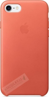 MQ5F2ZM/A Apple Leather Cover Geranium pro iPhone 7/8 (EU Blister)