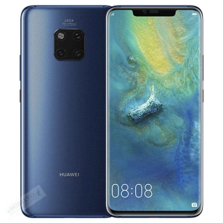 Huawei Mate 20 Pro Dual SIM Midnight Blue