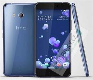 HTC U11 4GB/64GB Single SIM Amazing Silver
