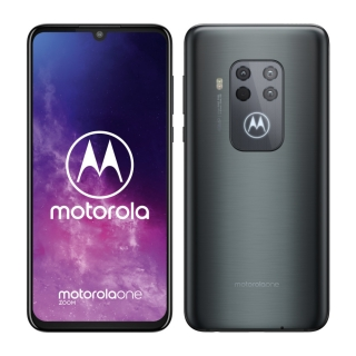 Motorola One Zoom 4GB/128GB Dual SIM Electric Grey, CZ