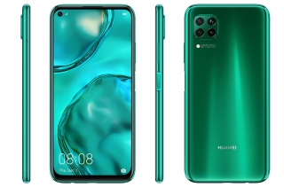 Huawei P40 Lite, 6GB/128GB, Crush Green, CZ