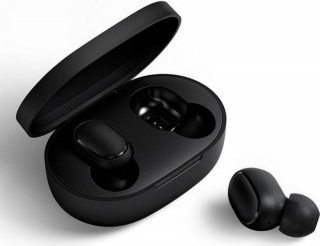 Xiaomi Mi True Wireless Earbuds Basic, černé