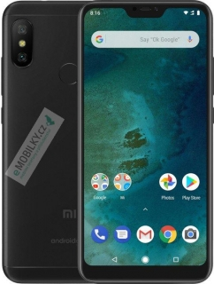 Xiaomi Mi A2 Lite 3GB/32GB Dual-SIM Black Global, CZ