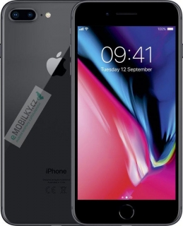 Apple iPhone 8 Plus 64GB, šedý