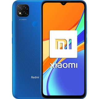 Xiaomi Redmi 9C Dual SIM 3GB/64GB Twilight Blue, CZ