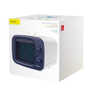 Baseus Time Desktop Evaporative Cooler Black&White