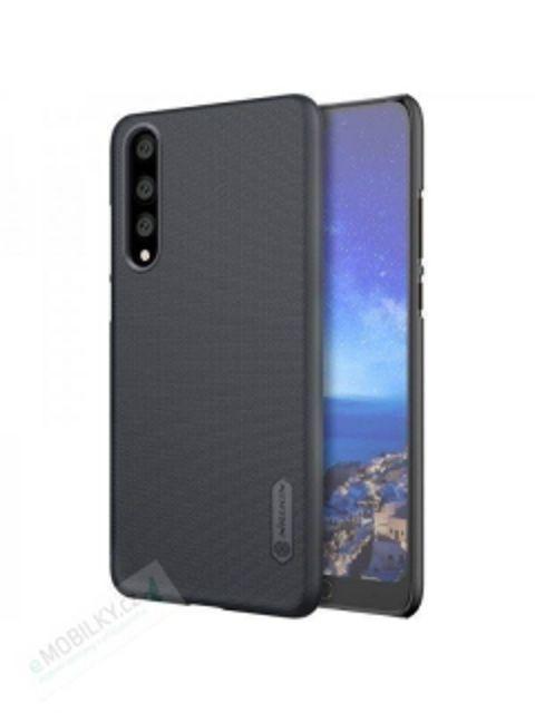 Nillkin Super Frosted Zadní Kryt Black pro Huawei P20 Pro 47679538c10