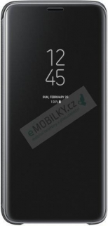EF-ZG960CBE Samsung Clear View Cover Black pro G960 Galaxy S9 8801643098391