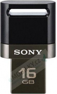 Sony USB 2.0 to microUSB Memory Stick 16GB (EU Blister)