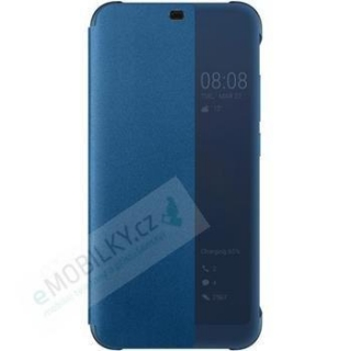 Honor Original View Cover Blue pro Honor 10 (Pošk Blister)