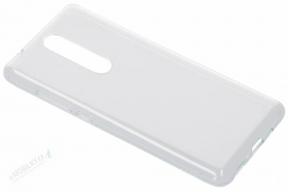 CC-109 Nokia Slim Crystal Cover pro Nokia 5.1 Transparent (EU Blister)