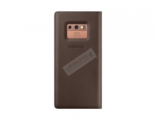 EF-WN960LAE Samsung View Cover Brown pro N960 Galaxy Note 9 (EU Blister) 8801643395209