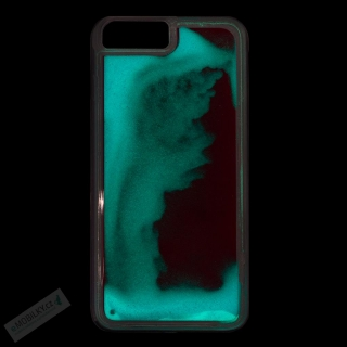 Tactical TPU Neon Glowing Kryt pro iPhone 5/5S/SE Blue (EU Blister)