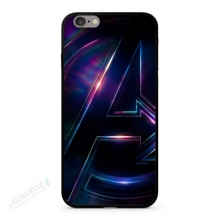 MARVEL Avengers 012 Premium Glass Zadní Kryt pro iPhone X Multicolored 5903040640463