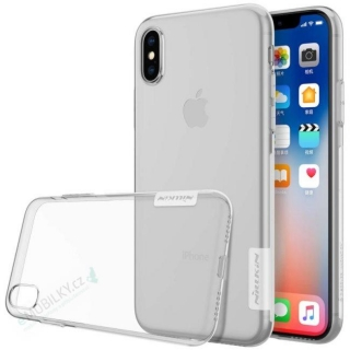 Nillkin Nature TPU Kryt Transparent pro iPhone X/XS 6902048146549