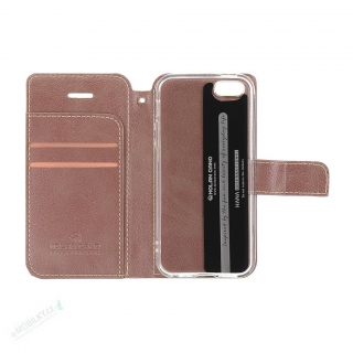 Molan Cano Issue Book Pouzdro pro iPhone 11 Pro Max Rose Gold 8596311095245