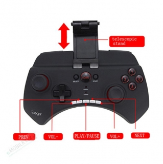 iPega 9025 BT Multimedia Gamepad Fortnite/PUBG Android/PC/PS3/N-Switch/Smart TV (EU Blister)