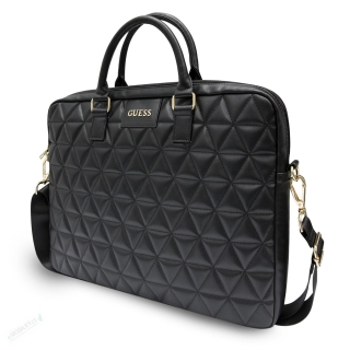 "GUCB15QLBK Guess Quilted Obal pro Notebook 15"" Black 3700740469323"