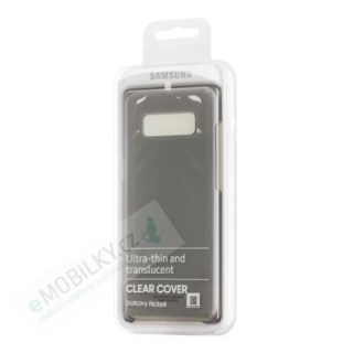 EF-QN950CBE Samsung Clear Cover Black pro N950 Galaxy Note 8 (EU Blister)
