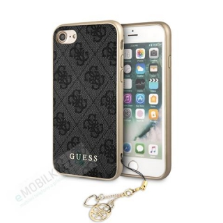 GUHCI8GF4GGR Guess Charms Hard Case 4G Grey pro iPhone 7/8/SE2020 3700740434222