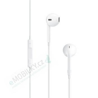 MD827ZM iPhone 5 3.5mm Stereo HF White (OOB Bulk) 8596311108853