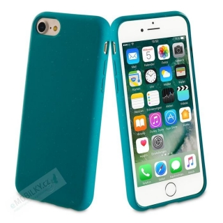 Muvit For Change Bambootek ECO Kryt pro Apple iPhone 6/6s/7/8 Ocean (ECO Blister) 3663111143690
