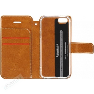 Molan Cano Issue Book Pouzdro pro iPhone 11 Pro Max Brown 8596311095122
