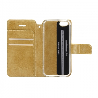 Molan Cano Issue Book Pouzdro pro Honor 9X Gold 8596311104220