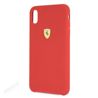 FESSIHCI65RE SF Silicone Case Red pro iPhone XS Max 3700740436837